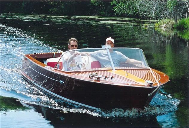 Chris Craft Ski Boat